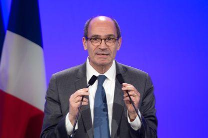 Eric Woerth le 15 février 2017 à Compiègne
