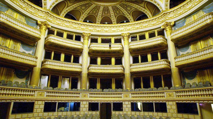 La salle de l'Opéra de Bordeaux risque d'être vide jeudi