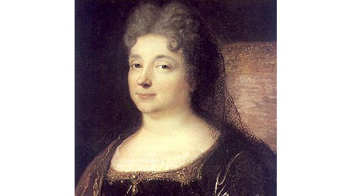 Marie-Madeleine Pioche de la Vergne comtesse de La Fayette, portrait conservé à Chambord