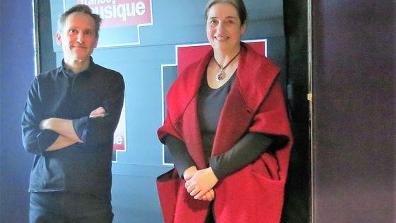 """France Musique, studio 142... Philippe Venturini & Violaine Anger """"Berlioz et la scène. Penser le fait théâtral"""""""