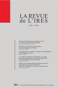 La Revue de l'IRES n°88