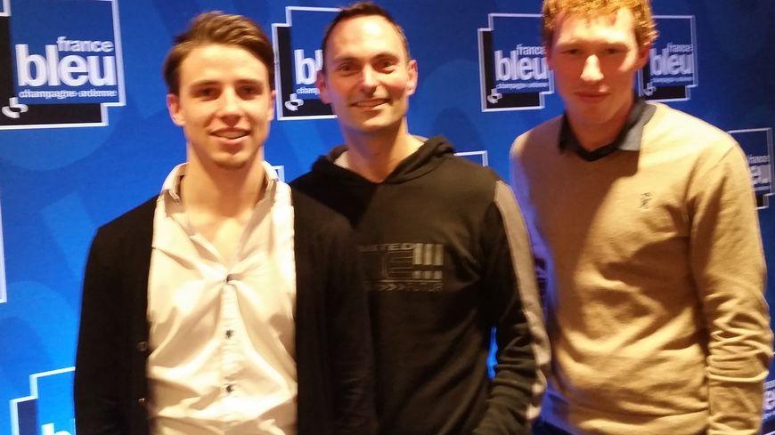 Pierre-Alexandre Day, Olivier Cattiaux, Mayron Beaulieu