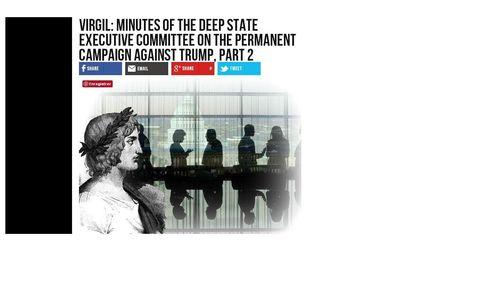 Transformer l'Etat (3/4) : Le « deep state » américain, fantasme d'une administration parallèle