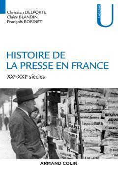 Histoire de la presse en France (XXe-XXIe)