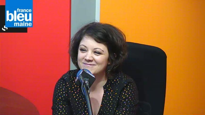 Audrey Angibert, directrice de Par'temps