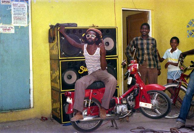 Nitty Gritty Jammy Studio 1985
