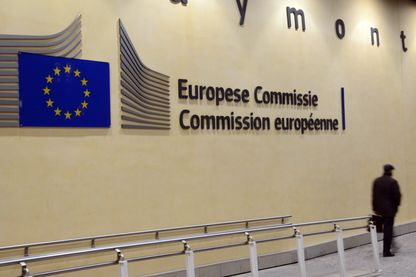 Commission européenne à Bruxelles (Belgique), 7 janvier 2016