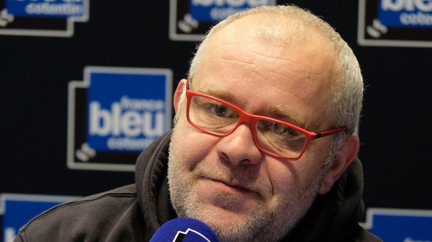 Frédéric Dubant, chef à Cherbourg