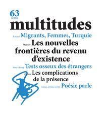 Multitudes n°63