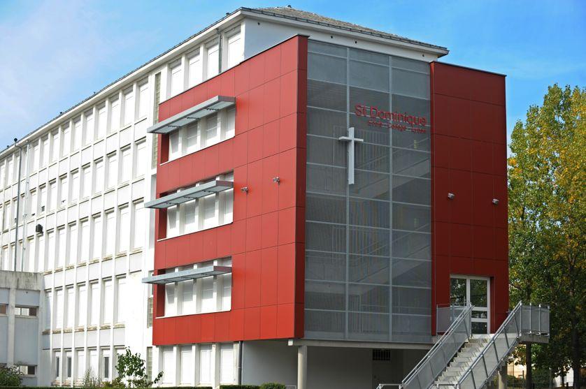 Lycée privé Saint-Dominique de Saint-Herblain, 04/09/2010