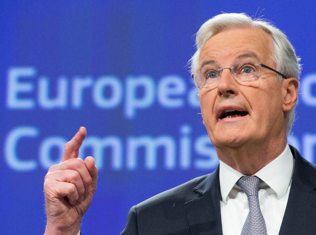 Brexit : la Grande-Bretagne devra payer ce qu'elle dit à l'Europe selon Michel Barnier
