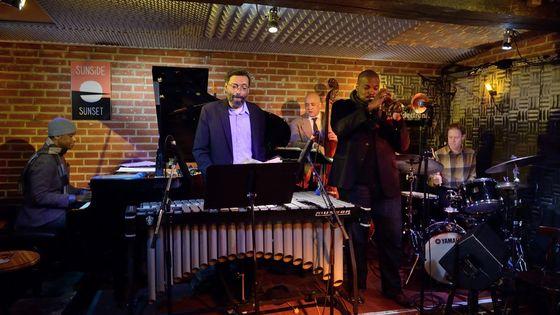 Jeremy Pelt & Louis Hayes au Sunside