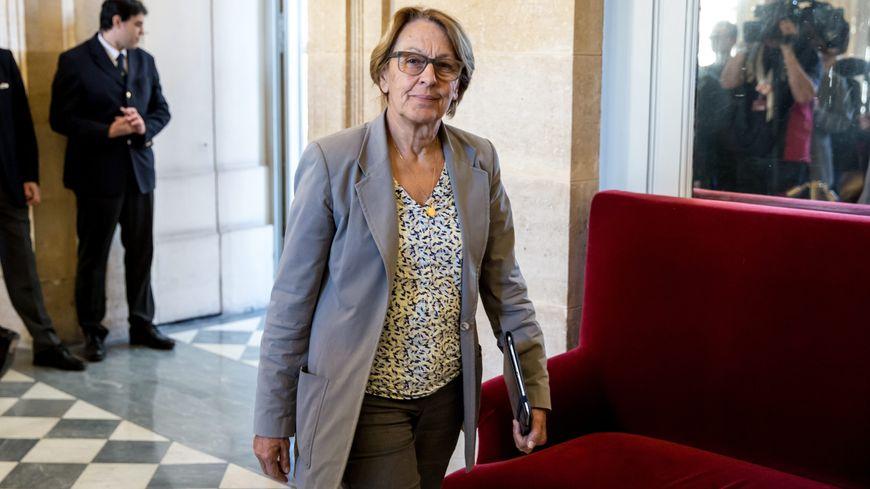 Marylise Lebranchu soutient son ancien camarade du gouvernement Benoit Hamon.