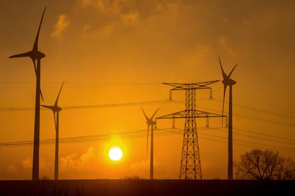 Aujourd'hui, 17% de notre électricité seulement provient de sources d'énergie renouvelables.