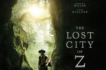 Affiche de THE LOST CITY OF Z