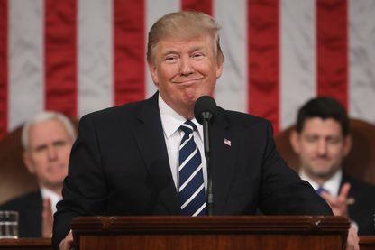 Donald Trump était cette nuit président des Etats-Unis. Pour la première fois peut être