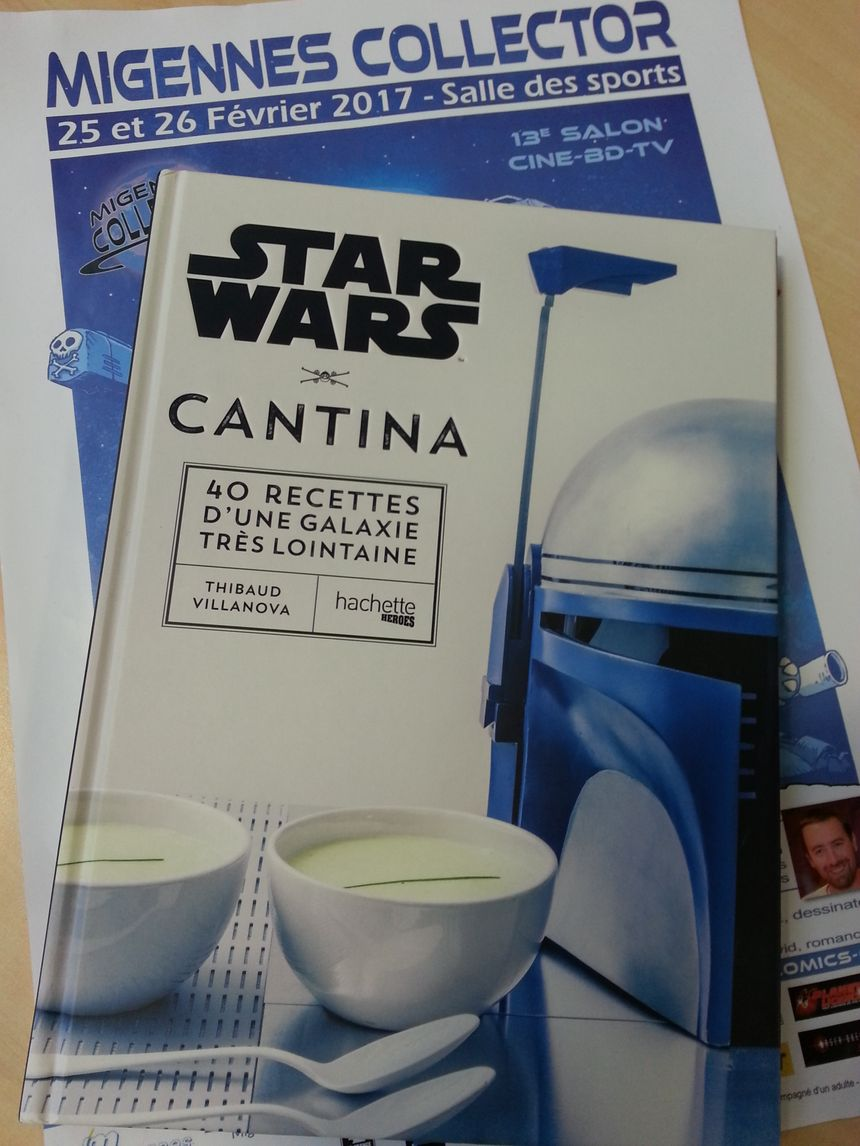 Star Wars cantina - ed Hachette Heros