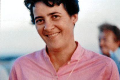 Alice Domon, une des deux religieuses francaises disparues a Buenos Aires, en 1977.