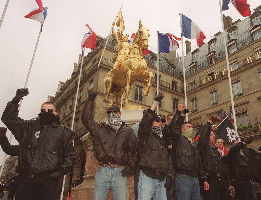 Fête de Jeanne d'Arc 1er mai 2000