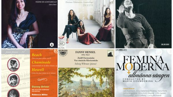 Actualité du disque : Les femmes compositrices Eleni Karaindrou, Nadia Boulanger, Hélène de Montgeroult...