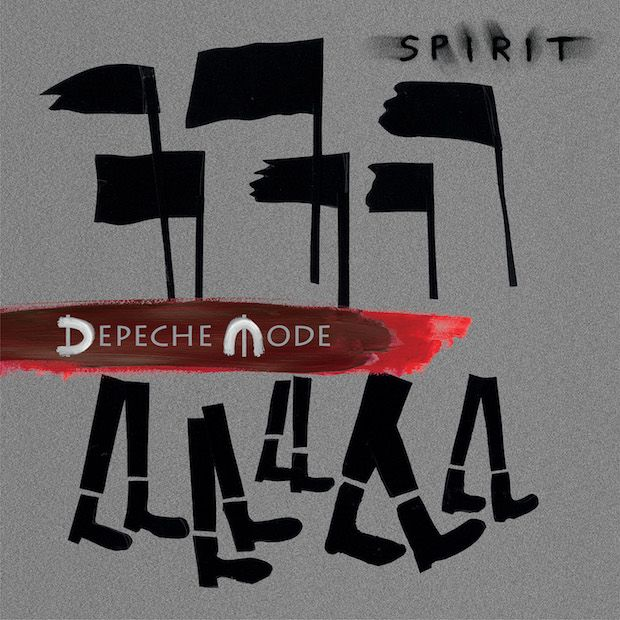 "Depeche Mode ""Spirit"" (Mute / Columbia)"