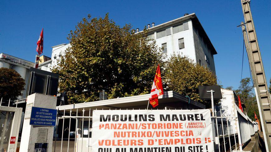 Les salariés des Moulins Maurel ont occupé l'usine pendant plus de 3 ans