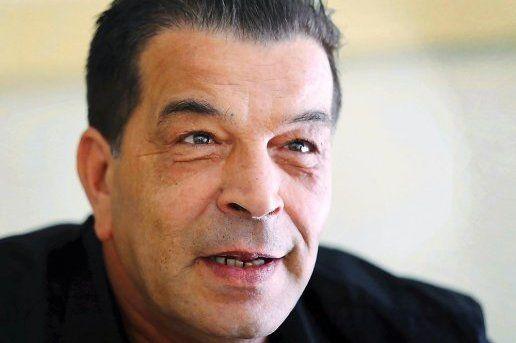 Michel Soulès, maire de Berriac