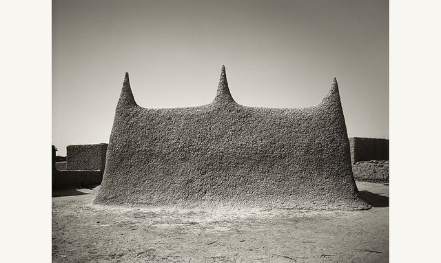 Wango, Adobe Mosques in Mali series