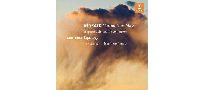 Mozart Coronation Mass // Laurence Equilbey
