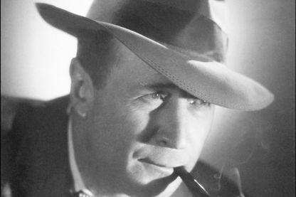 Georges Simenon dans les années 1950