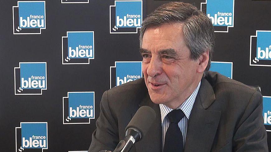 François Fillon, nouvel invité de Stade Bleu Présidentiel