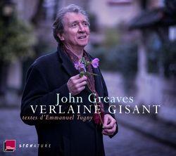 """""""Verlaine gisant"""", John Greaves"""