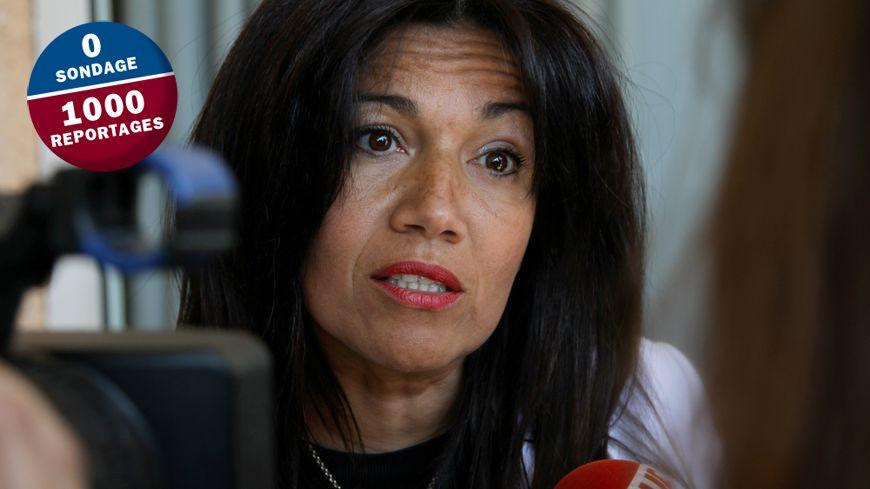 Samia Ghali interpelle les candidats à la présidentielle
