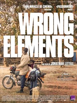 Wrong Elements de Jonathan Littell