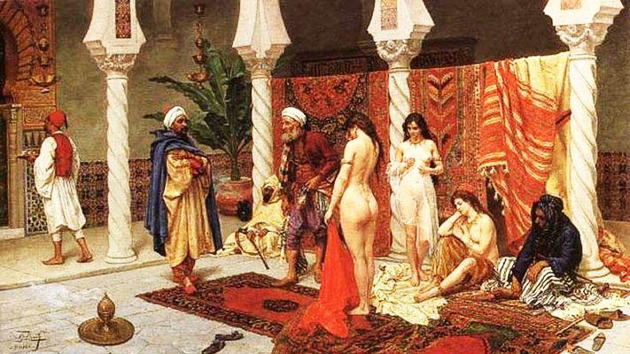 Le harem et le rôle politique des femmes