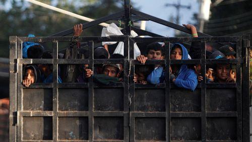 Du Mexique au Panama : l'autre Amérique (4/4) : Amérique Centrale : les nouveaux migrants