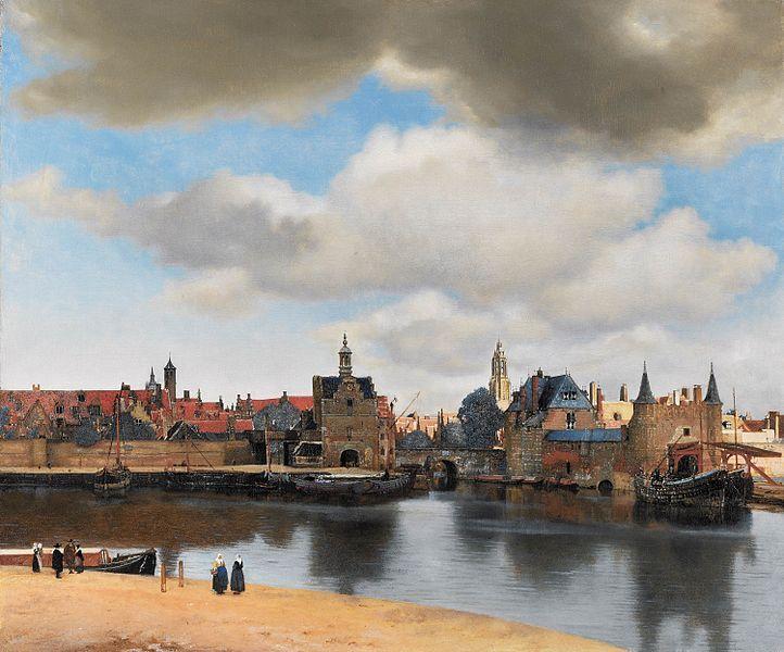 La vue de Delft