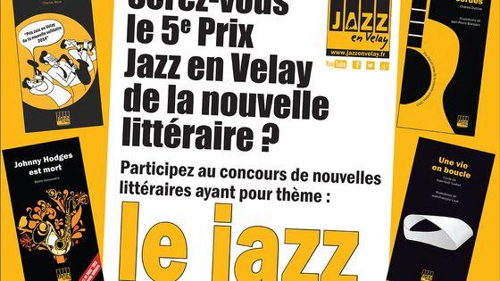Concours de nouvelles Jazz en Velay