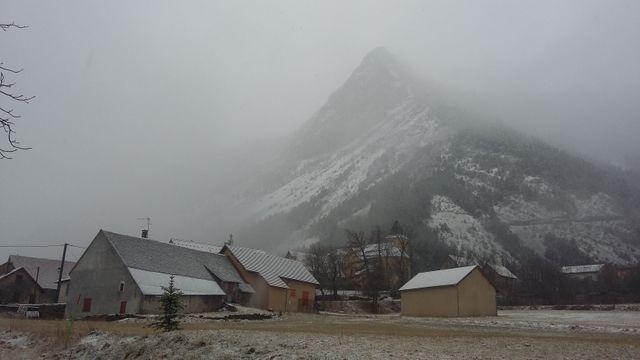 Le village du Glaizil (Hautes-Alpes) où vivent 180 habitants