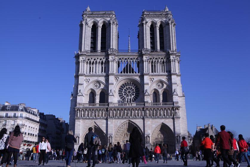 Cathédrale Notre-Dame-de-Paris
