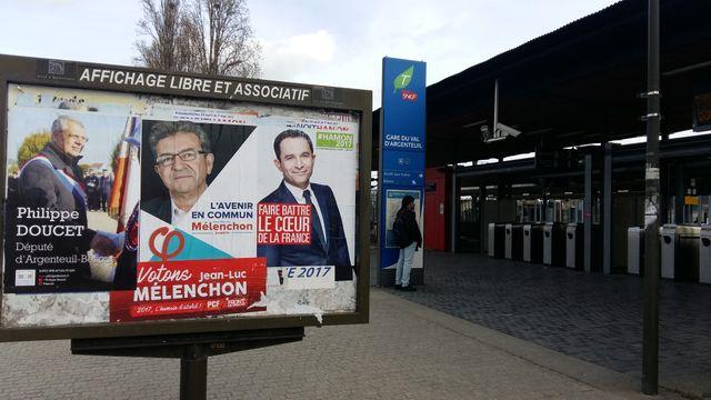 A la gare d'Argenteuil