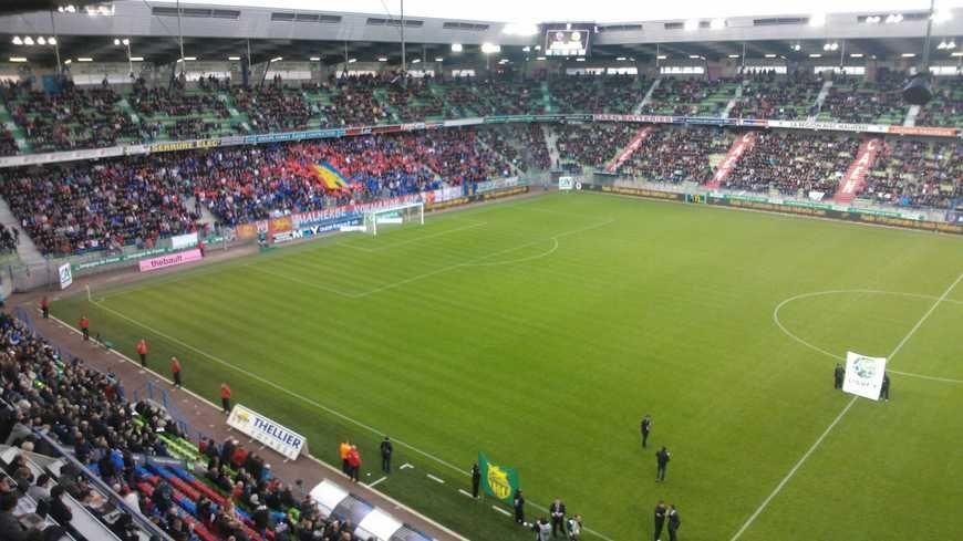 """Avranches-Paris se jouera au stade d'Ornano à Caen. """"C'est fait à 95%"""" selon le président Gilbert Guérin"""