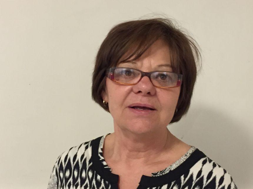 Brigitte Bigot, la directrice de l'association Agir à Châteauroux