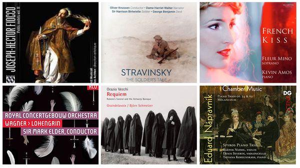 Actualité du disque : Bernstein, Vecchi, Napravnik