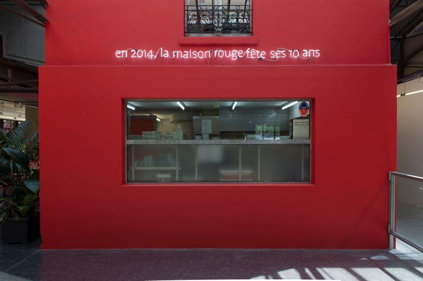 Exposition Le Mur, collection d'Antoine de Galbert du 14 juin au 21 septembre 2014
