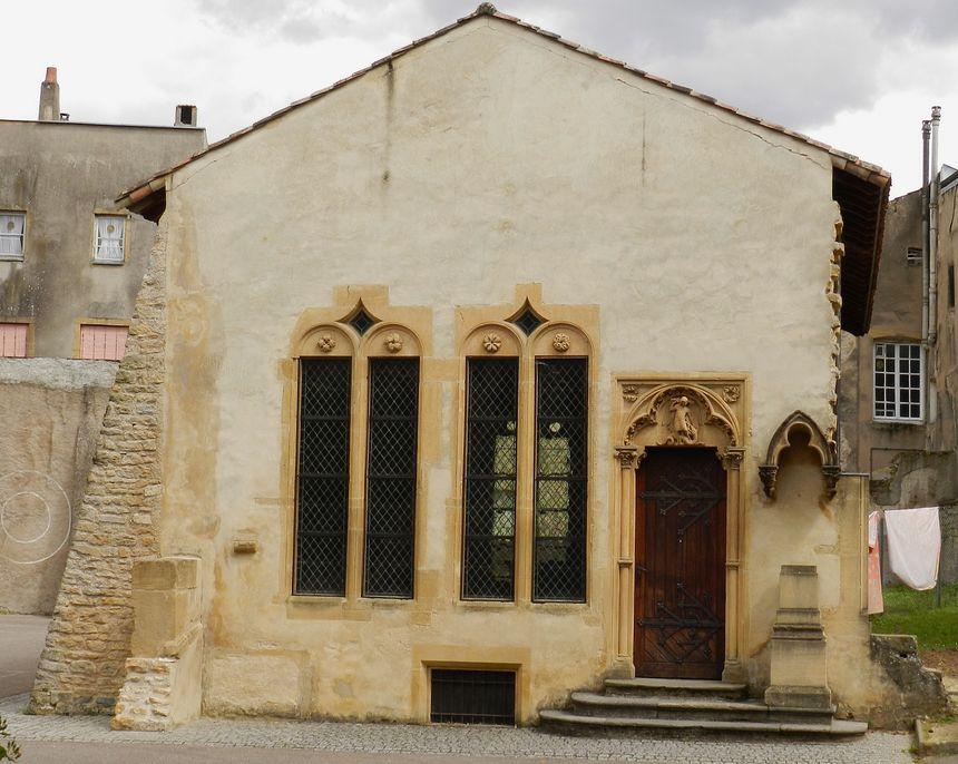 Chapelle de la Miséricorde à Metz, en Moselle