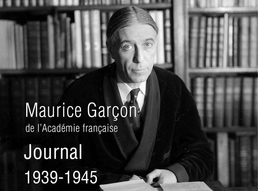 Journal 1939-1945 de Maurice Garçon