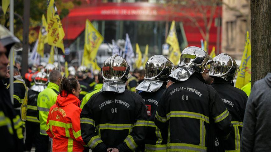 En novembre 2016 déjà, un mouvement de grève des sapeurs-pompiers avait eu lieu