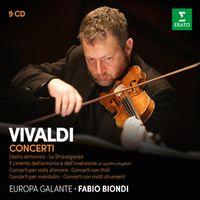 Concerto pour 4 violons en Ré Maj op 3 n°1 RV 549 P 146 : Allegro