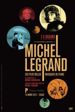 Concert du 10 mars à la Salle Pleyel